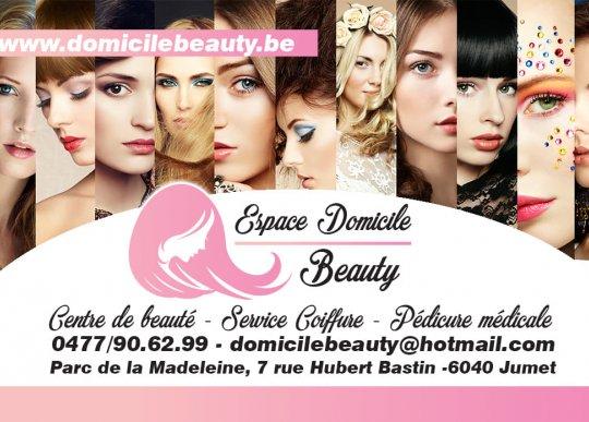 Espace Domicile Beauty